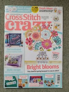 Cross Stitch Crazy Magazine May 2018 Issue 241