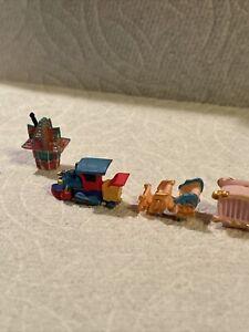 "Miniature Z Scale Casey Jr For ""My Disneyland Diorama"" or Fantasyland Platform"