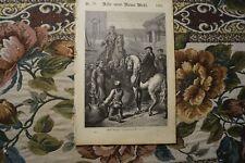 1881 neue Welt 29 meister Grupello Malve Camphausen Maler