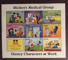 Mickey's Medical Group - Disney Characters at Work