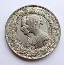 Große Medaille Auf die Industrie Ausstellung --London 1851--