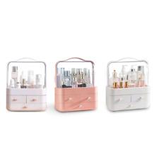 Kosmetik Make Up Organizer Schublade Transparent Staubdicht Aufbewahrung Beauty