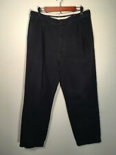 RALPH LAUREN POLO Navy Pants Chinos Size 36x32