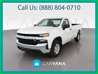 2020 Chevrolet Silverado 1500 Work Truck Pickup 2D 8 ft Bluetooth Wireless Daytime Running Lights Side Air Bags Cruise Control Traction