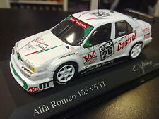 Minichamps Alfa Romeo 155 V6 Ti DTM 1994 1:43 #26 Carsten Struwe (GER)