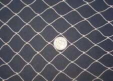 "12' x 12' Soccer Baseball Hockey Golf barrier Net 1"" #9 Nylon Chip Shots"