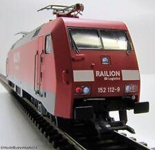 LIMA HL2036 DB Ellok BR 152 Railion Ep V Spur H0 - OVP