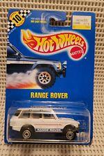 Hot Wheels - Range Rover - # 103 - ***New On Card***