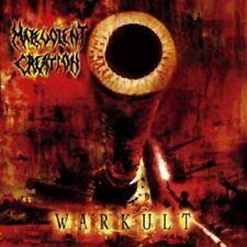 "MALEVOLENT CREATION ""WARKULT"" CD NEU! DEATH METAL BRETT"