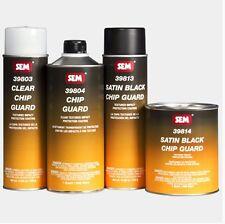 SEM 39804 Clear Chip Guard-1 Quart Rocker Panel Guard Spray