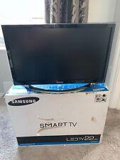 """Samsung UE22H5600AK 22"""" 1080p HD SMART LED TV por Internet"""