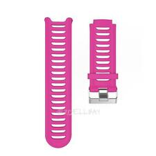 Sports Silicone Watch Band Strap for Garmin Forerunner 910XT GPS Watch w/Tools