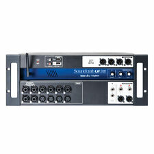 Soundcraft Ui16 16 Kanal digital Mischpult Im Case