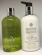 Molton Brown Dewy Lily Of The Valley & Star Anise Body Lotion & Shower Gel 300m