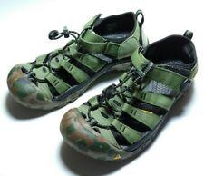 Keen Newport Green Camo Waterproof Sport Sandals Kids Youth Size 6 H21014259 New