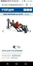 Total Gym Workout Machine