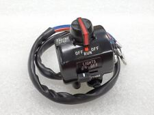 Yamaha 76-78 XS650 Engine Start Stop Light Right Switch Assembly - New Repro