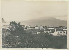 Portugal, Horta Azoren Pico  Vintage silver print,  Tirage argentique  1