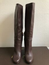 9f6d57697483 GUCCI KNEE HIGH BOOTS W  SIGNATURES WEDGE