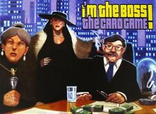 I'm the Boss!: The Card Game.