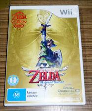 Nintendo Wii Game - The Legend of Zelda Skyward Sword
