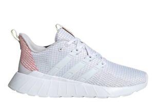 Adidas QUESTAR FLOW K EG8147 Grigio Rosa Scarpe Donna Sneakers Sportive Running