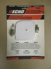 Echo 2 Cycle Engine Tune Up Kit 24-26 CC Engine Fuel Air Filter Spark Plug 90065