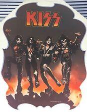 1976 KISS vTg AUCOIN Orig Destroyer POSTER ALBUM COVER ART t-shirt iron-on NOS