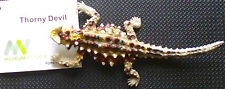 AUSTRALIAN ANIMAL GIFT THORNY DEVIL LARGE REPLICA Approx 10cm in length