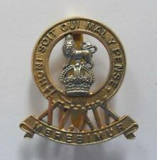 BRITISH ARMY CAP BADGE. 15th. / 19th. THE KING'S ROYAL HUSSARS.