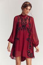 Free People Just Like Heaven Mini Dress Size 4 NEW MSRP: $350 Women