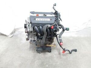 2013 - 2015 HONDA CIVIC SI SEDAN 2.4L VTEC 4 CYLINDER GASOLINE ENGINE MOTOR OEM