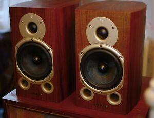 Wharfedale Diamond 9.1 75th Anniversary Bookshelf Fine Audiophile Speakers COA