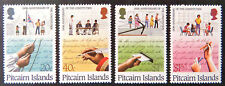 1988 Pitcairn Islands Stamps - 150th Anniversary of Constitution - Set of 4 MNH