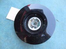 Rolls Royce Phantom Pax system hub center cap black trim oem