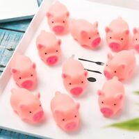 2PC Random Piggy Anti Stress Relief Joke Ball Toys Squeeze Fun Toy LrJNE Balss