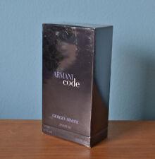 Giorgio Armani CODE Femme, Damenduft, 15 ml reines Parfum, Neu und OVP!
