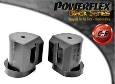 Opel Kadett D 80-85 Powerflex Black Frt Wishbone Inner Bushes Rear PFF80-304BLK