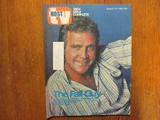 Jan. 9, 1982 Pa. TV Host Magaz(THE FALL GUY/LEE MAJORS/LUCIE ARNAZ/TAMMY WYNETTE
