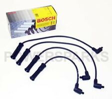 RENAULT Clio 1.0i 8V 09.99- BOSCH IGNITION CABLES SPARK HT LEADS BW253