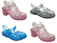 Girls LOL Surprise Jelly Sandals Shoes Summer Beach Pool Wear Size 10