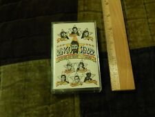Ringo Starr and His All-Starr Band (Cassette, RYKO) JOE WALSH ~ DR. JOHN +