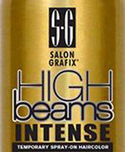 SG High Beams Intense Temporary Spray-On Hair Color 2.7 oz Can-Choose Your Color