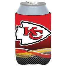 Kansas City Chiefs Hunter Mfg NFL 12oz Can Coolie FREE SHIP