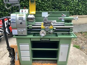 Warco Lathe WM290V Inverter Drive Variable Speed. Brand New With Accessories.