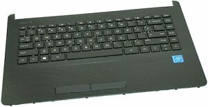 HP 14-BS 14-BW Series Palmrest Keyboard with Touchpad Trackpad 925307-001 Black