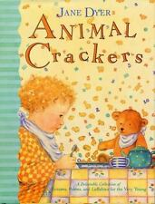 Animal Crackers: A Delectable Collection of Pictures, Poems, and-ExLibrary