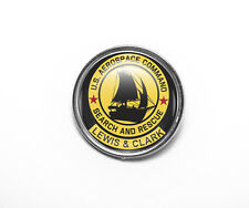Event Horison Lewis & Clark 25mm Pin Badge