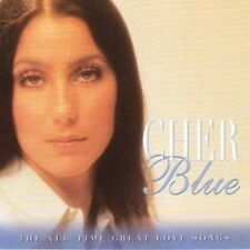Cher - Blue All Time Great Love Songs CD NEU