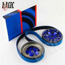 Racing Timing Belt + Cam Gear Kit For Toyota Supra Mark IV 2JZ-GTE 2JZ 93-02 BL